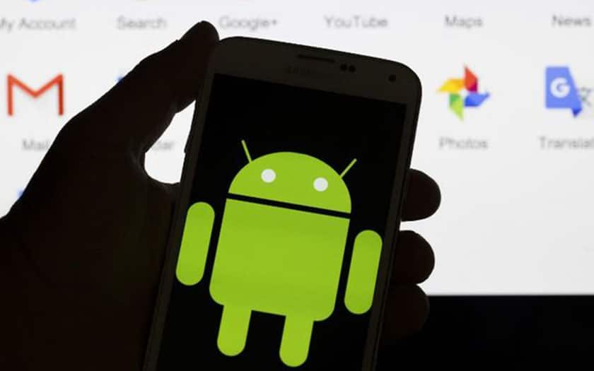 google strobe android