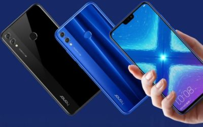 honor 8X officiel france