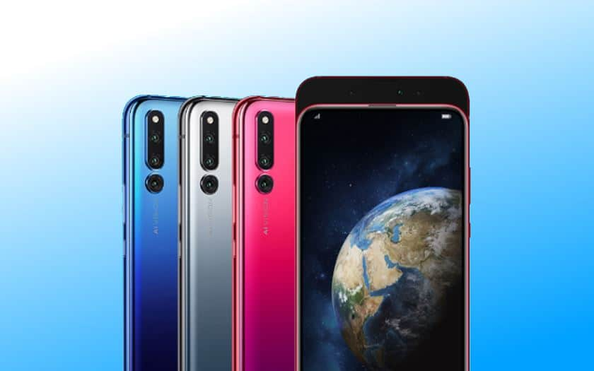 honor magic 2 officiel