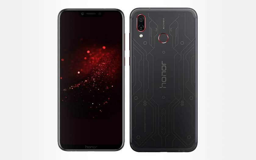 honor play edition speciale