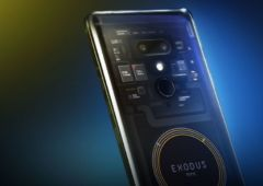 htc exodus officiel blockchain 1