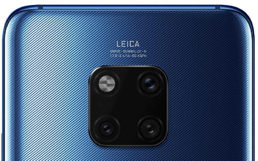 Huawei Mate 20 Pro officiel