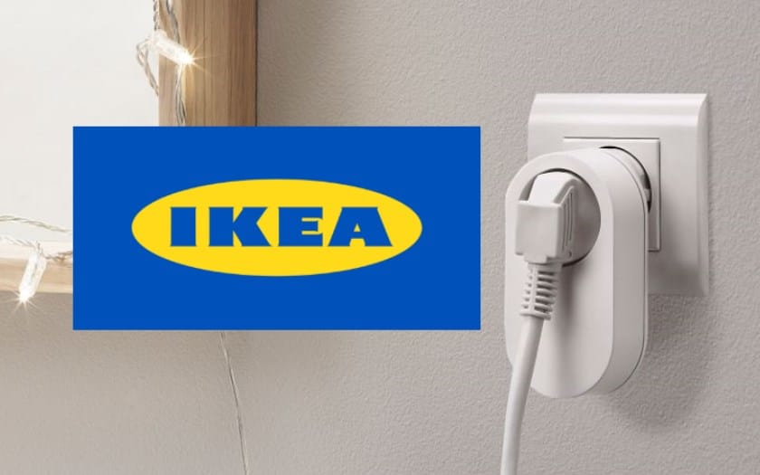 ikea lance une prise connect e au prix de 8 compatible google home amazon echo et homekit. Black Bedroom Furniture Sets. Home Design Ideas