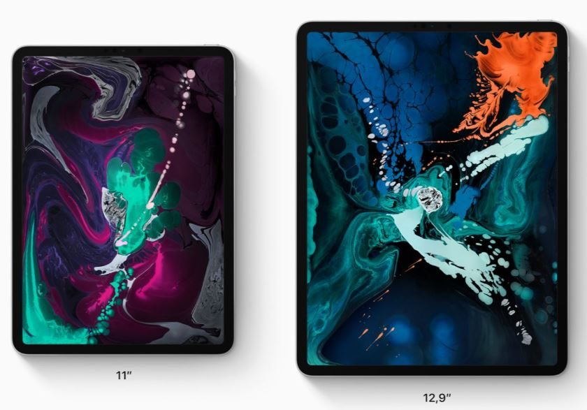 iPad Pro 2018 officiel Face ID, USB-C et Apple Pen qui se recharge sans fil dès 899 €