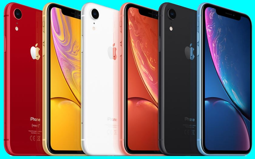 iphone xr disponible france