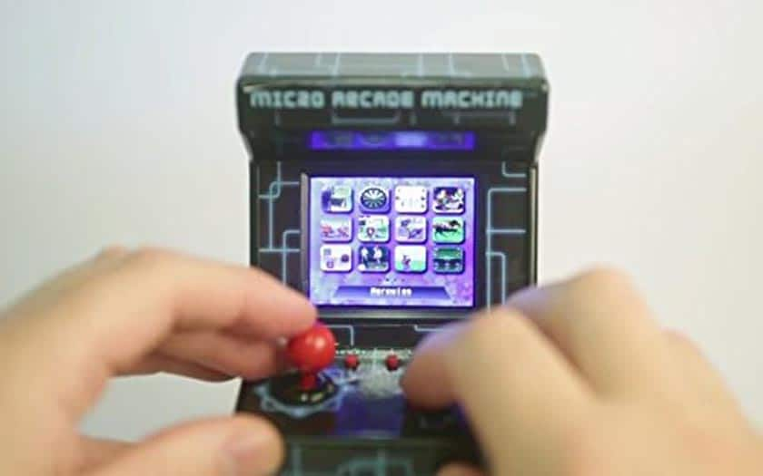 ital arcade retro
