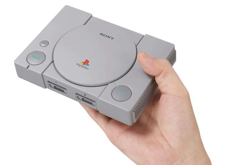 Jeux inclus dans la Playstation Classic
