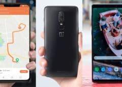 meilleurs smartphones 2018