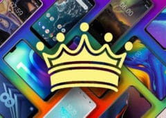 meilleurs smartphones android 2018