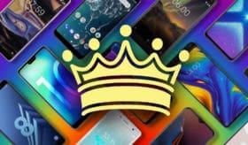Meilleurs smartphones Android en 2018