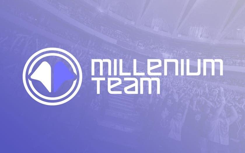 millenium team esport