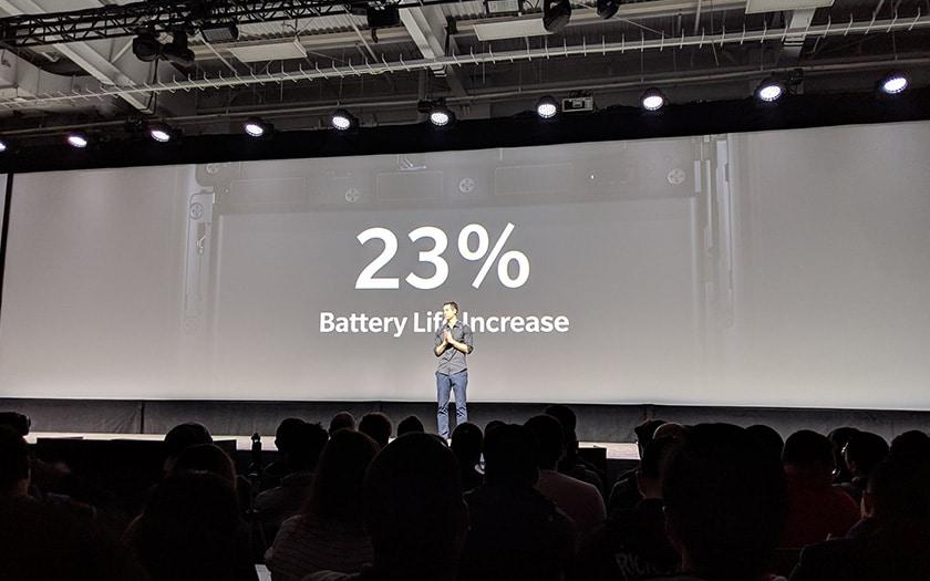 oneplus 6t autonomie batterie