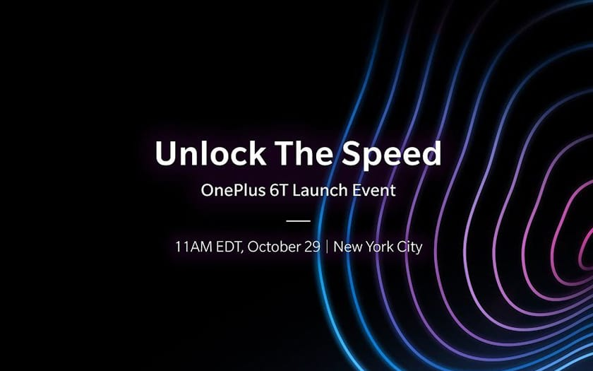 oneplus 6T conference direct streaming