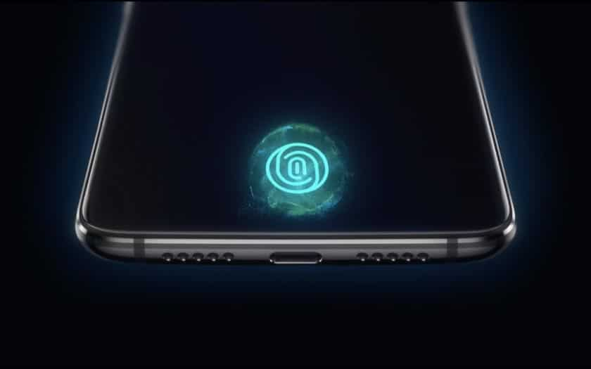 oneplus6t screen unlock