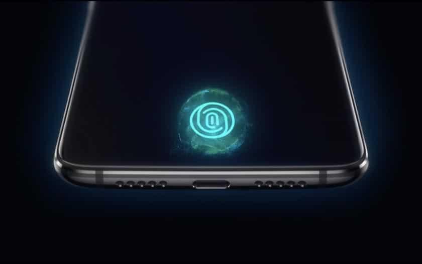oneplus6t screen unlock