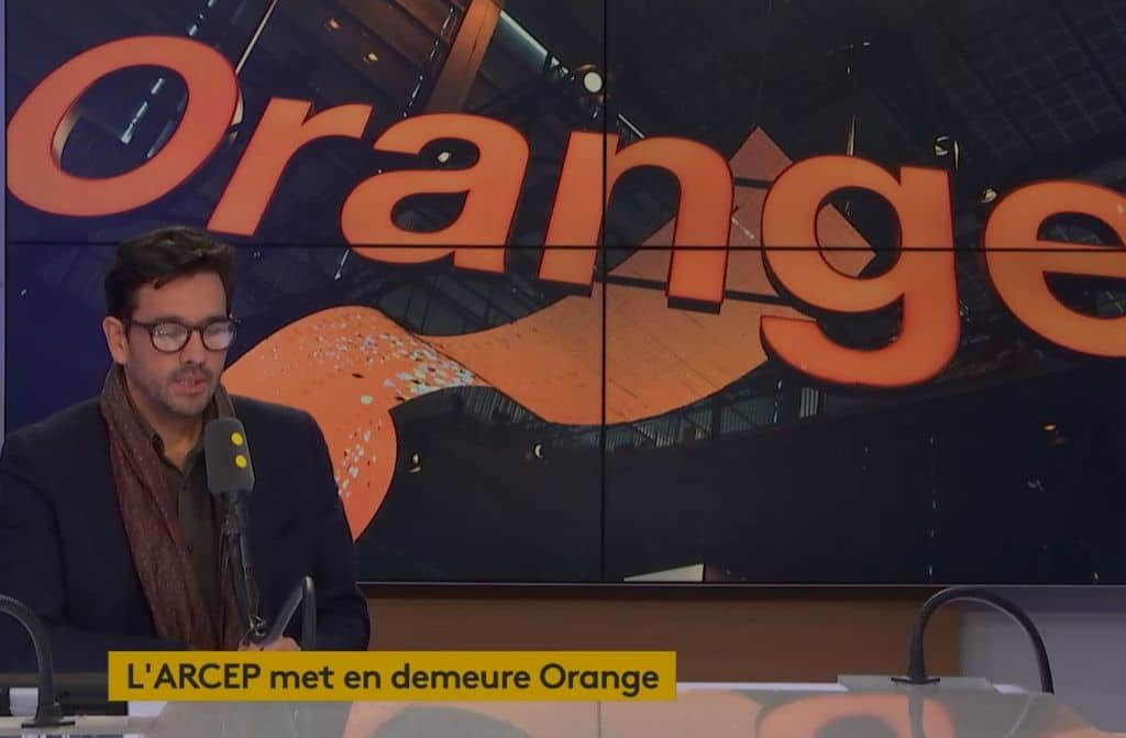 orange arcep