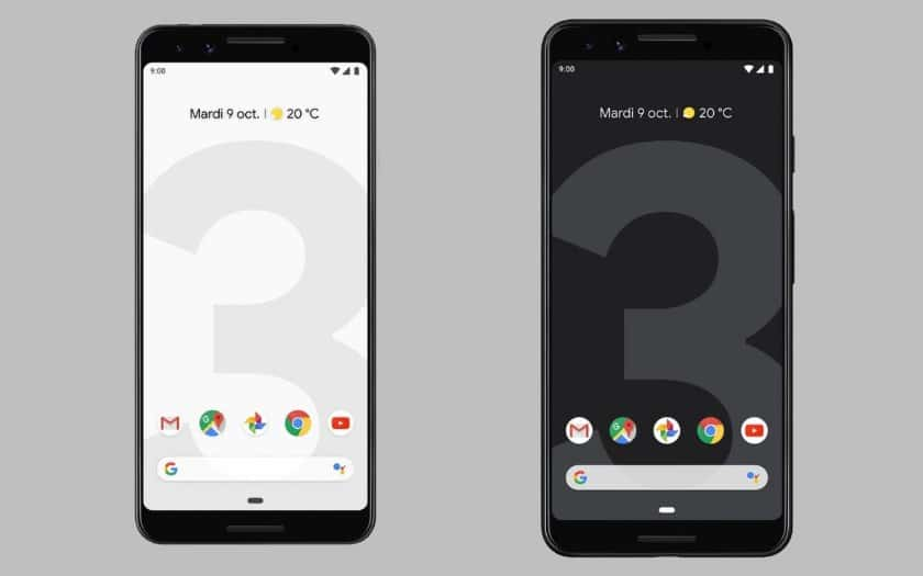 pixel 3 et pixel 3 xl ou acheter
