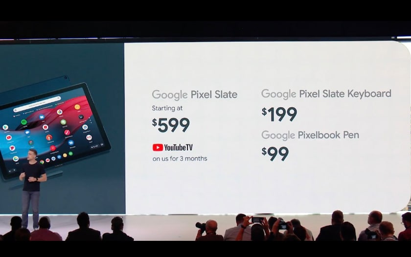 pixel slate prix