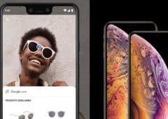 pixel3 iphonexs
