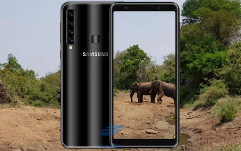 samsung galaxy A9s fiche technique