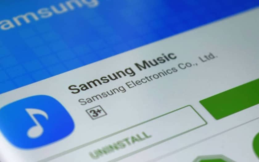 Samsung Music Spotify