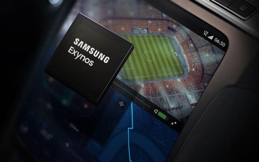 samsung prépare processeurs capteurs photo pour voitures connectees