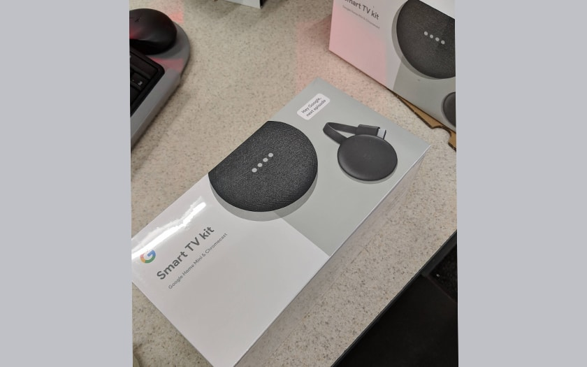 smart tv kit Chromecast