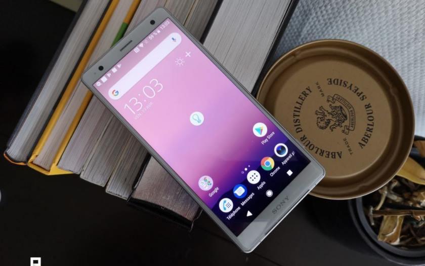 sony xperia xz2 android pie