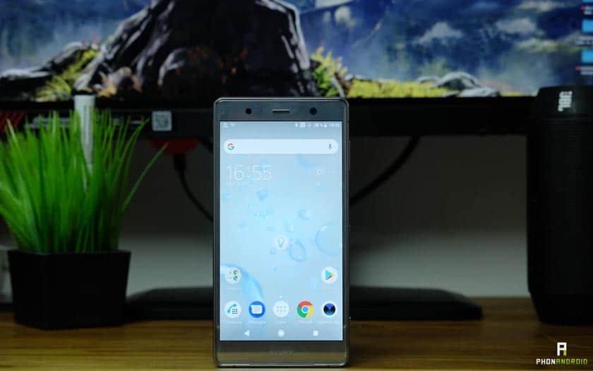 sony xperia xz2 premium android-pie