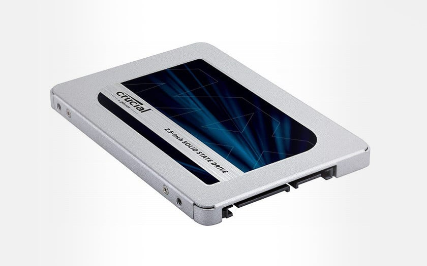ssd interne crucial mx500 pas cher