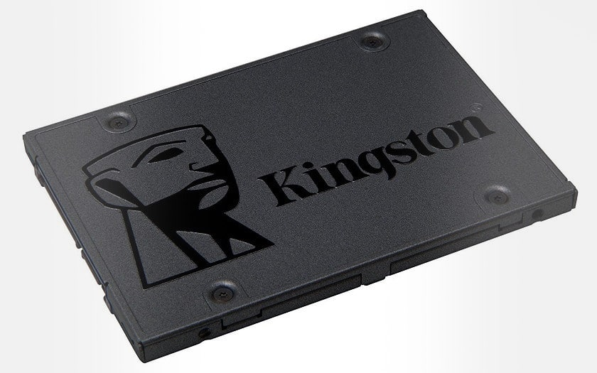 Bon plan : SSD Kingston A400