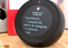 test amazon echo spot