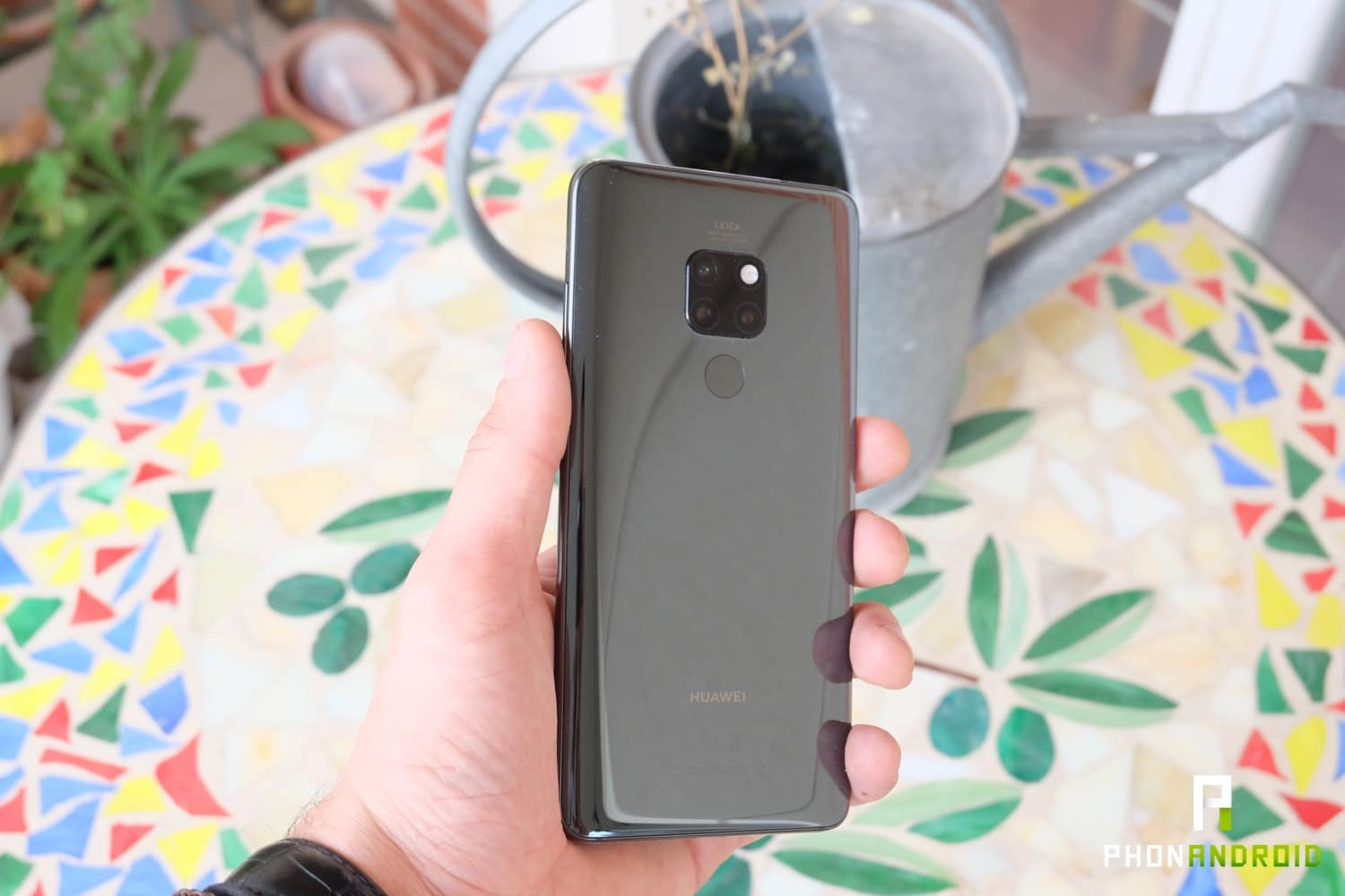 test huawei mate 20 performances