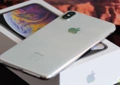 test iphone xs max