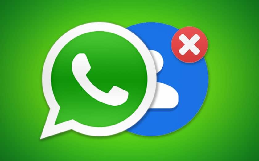 whatsapp comment savoir si un contact vous a bloque