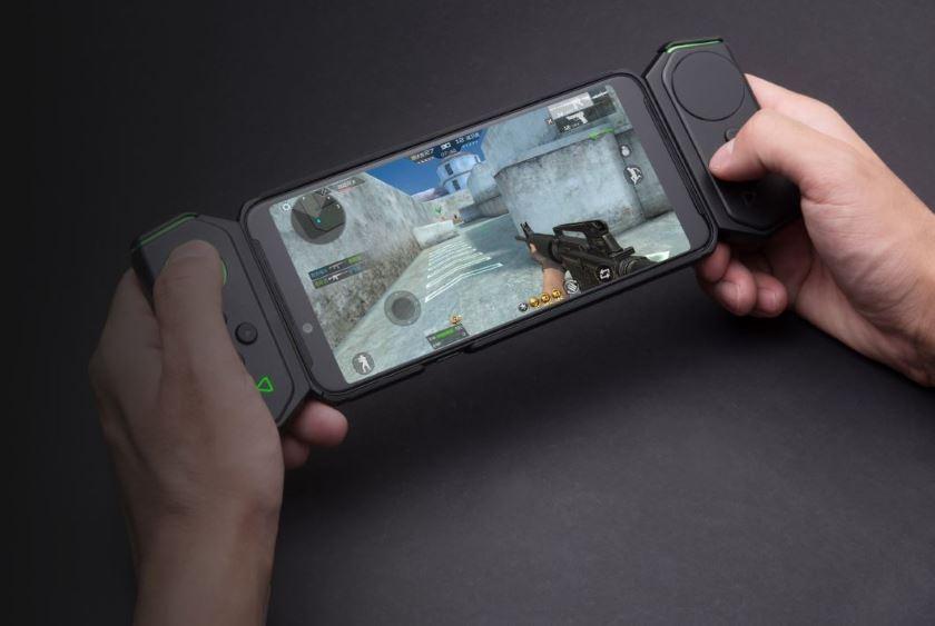 xiaomi black shark helo officiel premier smartphone 10 go de RAM
