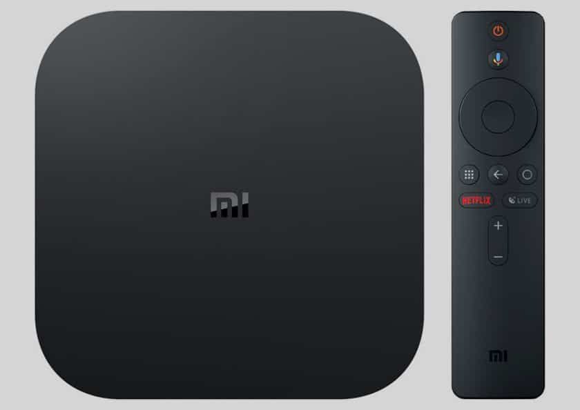 xiaomi mi box s officiel