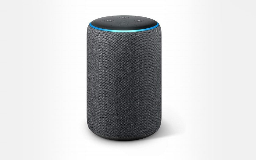 Amazon echo dot plus