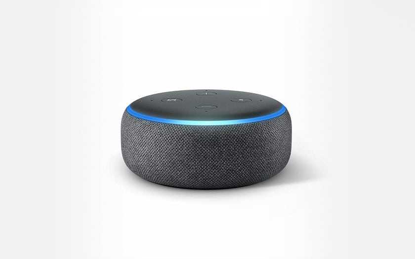 bon plan enceinte connect e amazon echo dot 3 me g n ration 29 99 universmartphone. Black Bedroom Furniture Sets. Home Design Ideas