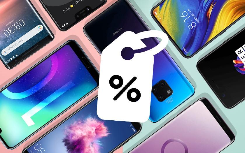 Black Friday 2018 les meilleures offres et bons plans smartphones