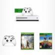 Black Friday Xbox One S la console 1To + 2 manettes + 3 jeux