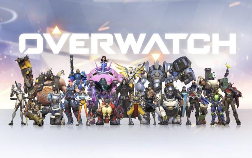 overwatch personnages