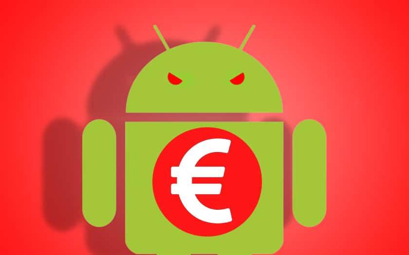 android malware bancaire vise clients crédit agricole banque populaire