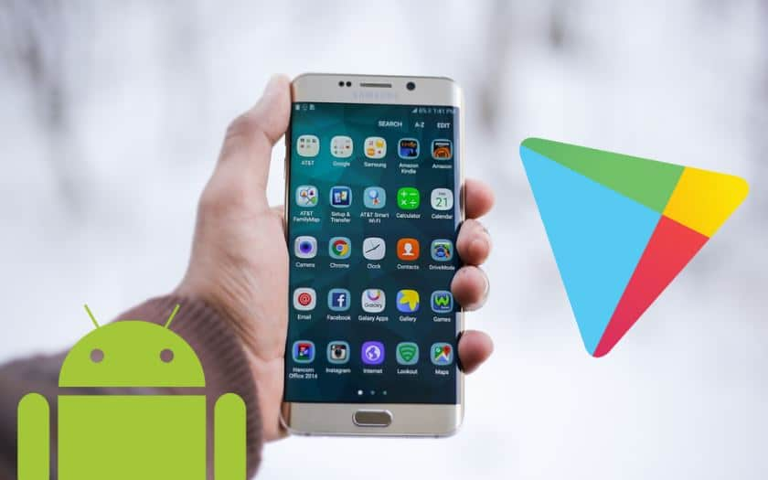 android mise a jour applications
