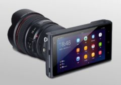 appareil photo android objectif canon 1