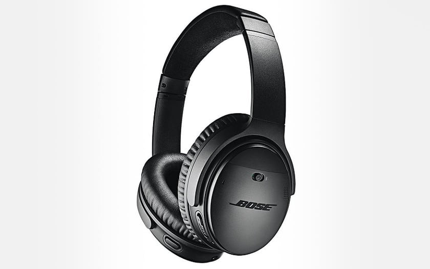 Bon Plan Casque Audio Sans Fil Bose Quietcomfort 35 Ii à 281