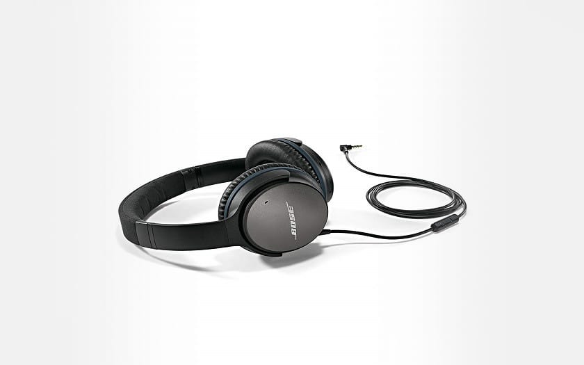 casque bose quietcomfort 25
