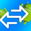 comment transférer applications réglages android