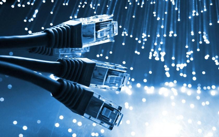 fibre optique débits multipliés 100