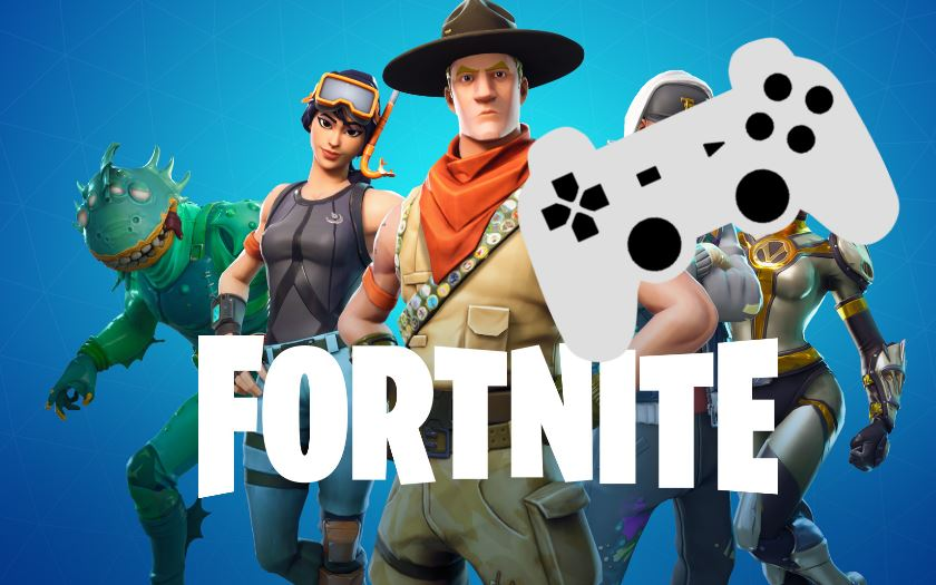fortnite 60 fps manettes jeux